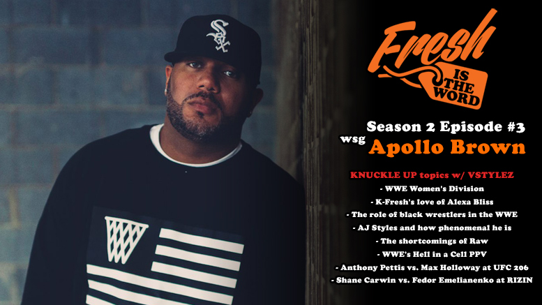 Season 2, Episode #3: Apollo Brown