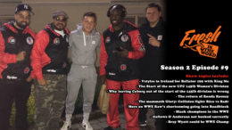 Season 2 Episode #9: Vstylez in Ireland for Bellator 169