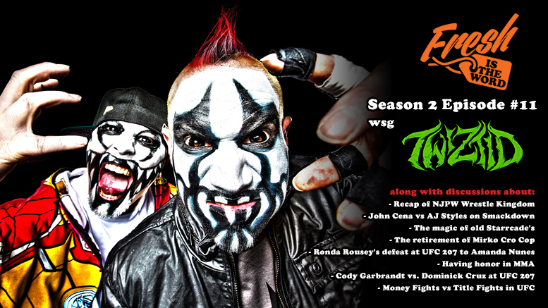 Season 2 Episode #11: Twiztid