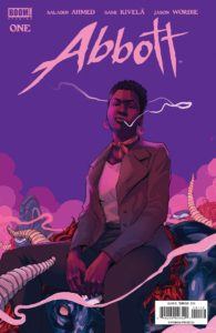 Fresh is the Word Podcast Episode 77 - Fresh Pick of the Week - Abbott by Saladin Ahmed