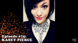 """Fresh is the Word Podcast Episode 75: Kasey Pierce - Life as an author, Her latest comic book """"Norah, and the comic book community"""
