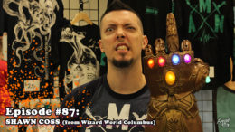 Fresh is the Word Podcast - Episode 87 - Shawn Coss - From Wizard World Comic Con Columbus