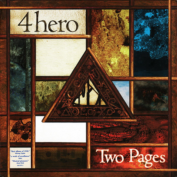 Fresh is the Word Podcast - Fresh Pick of the Week - 4hero Two Pages