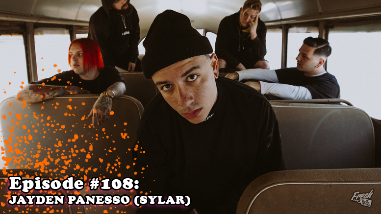 Fresh is the Word Podcast - Episode 108 - Jayden Panesso - Sylar
