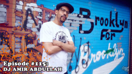 Fresh is the Word Podcast - Episode 115 - DJ Amir Abdullah
