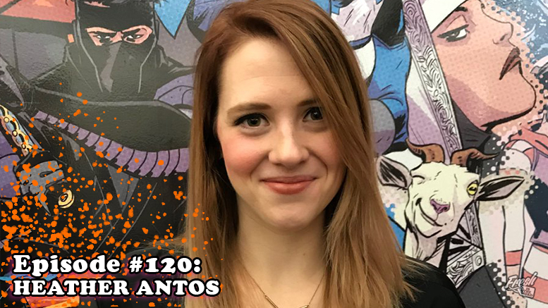 Fresh is the Word Podcast - Episode 120 - Heather Antos
