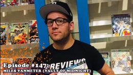 Fresh is the Word Podcast - Episode 147 - Miles VanMeter - Vault of Midnight Detroit