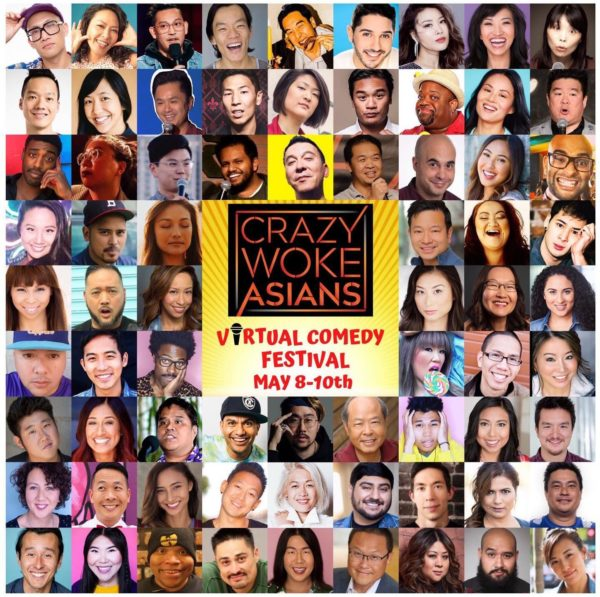 "Fresh is the Word Podcast Episode #215: Kiki Yeung - Comedian, Producer of ""Crazy Woke Asians"", Writer/Director of ""Sweet and Sour Chicks"""