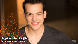 """Fresh is the Word Podcast - Episode #156: Stephen Brower - Plays """"Dmitry"""" on Touring Cast of 'Anastasia: The New Broadway Musical'"""