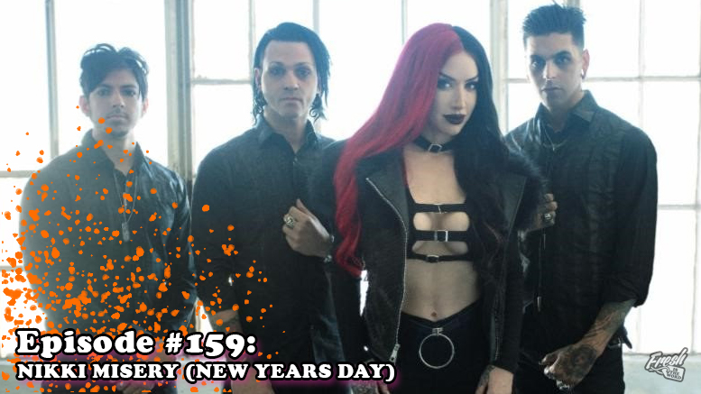 Fresh is the Word Podcast Episode #159: Nikki Misery - New Years Day