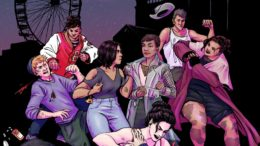Fresh is the Word Mini-Review: 20 FISTS #1