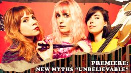 "Fresh is the Word Music Premiere: New Myths ""Unbelievable"" (EMF Cover)"
