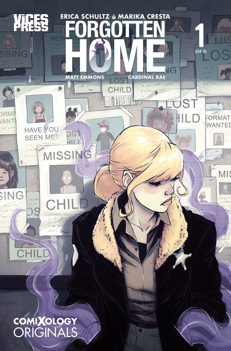 Mini-Review: Forgotten Home #1-2