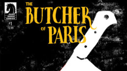 Mini-Review: The Butcher of Paris #1