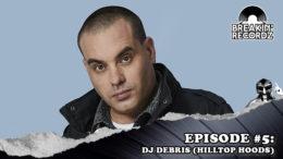 Breakin' Recordz #5: DJ Debris of Hilltop Hoods