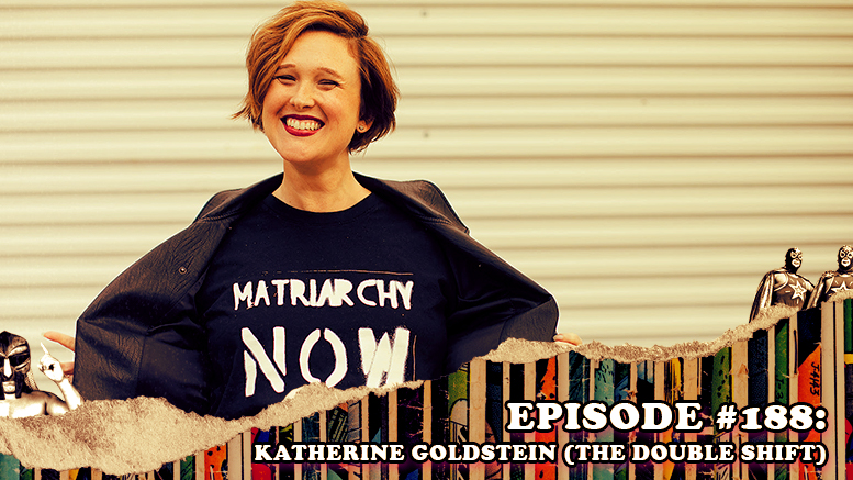 Episode #188: Katherine Goldstein
