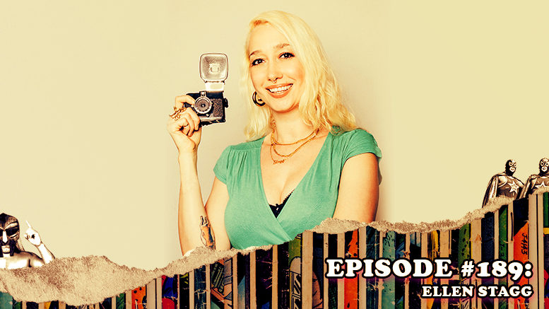 Episode #189: Ellen Stagg