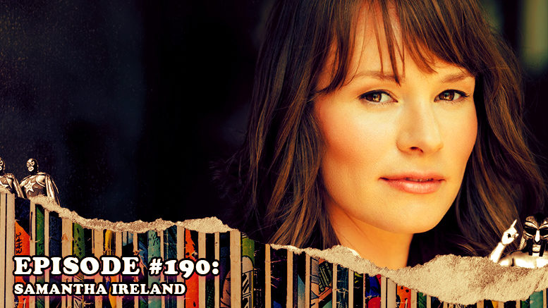 Episode #190: Samantha Ireland