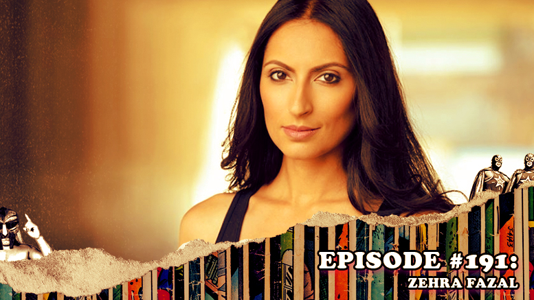 Episode #191: Zehra Fazal