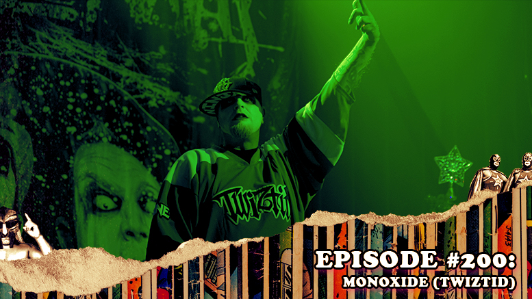 Fresh is the Word Podcast Episode #200: Monoxide from the Detroit Horrorcore Duo Known as Twiztid