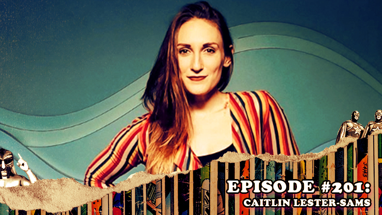 Fresh is the Word Episode #201: Caitlin Lester-Sams