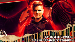 Fresh is the Word Podcast Episode #206: Dirk Scharsich aka Danger Dirk 3000, Guitarist of Ninja-Themed Power Metal Band Victorius, New Album Space Ninjas From Hell Available Now