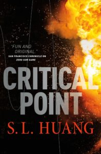 Fresh is the Word Podcast - S.L. Huang - Critical Point