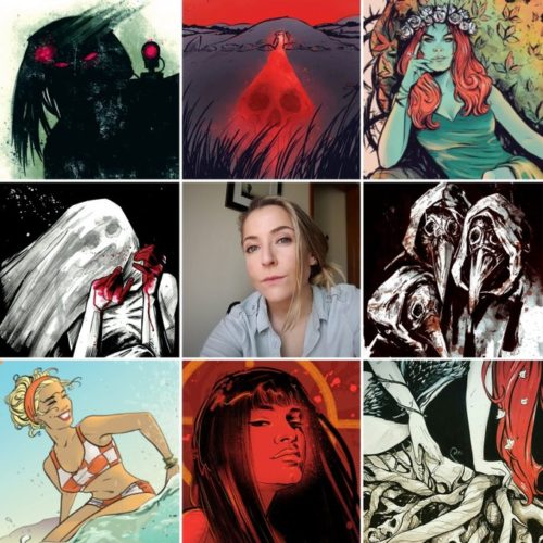 Fresh is the Word Podcast Episode #217: Skylar Patridge – Freelance Artist, Illustrator and Cartoonist, Artist on Titles Such as Relics Of Youth (Vault), Reversal (Dark Horse), and Volume (Scout)