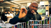 Fresh is the Word Podcast Episode #219: Rest In Peace Japanese Wrestler Hana Kimura, Plus Special Guest Dart Adams - Hip-Hop, Film, Culture Writer & Podcaster