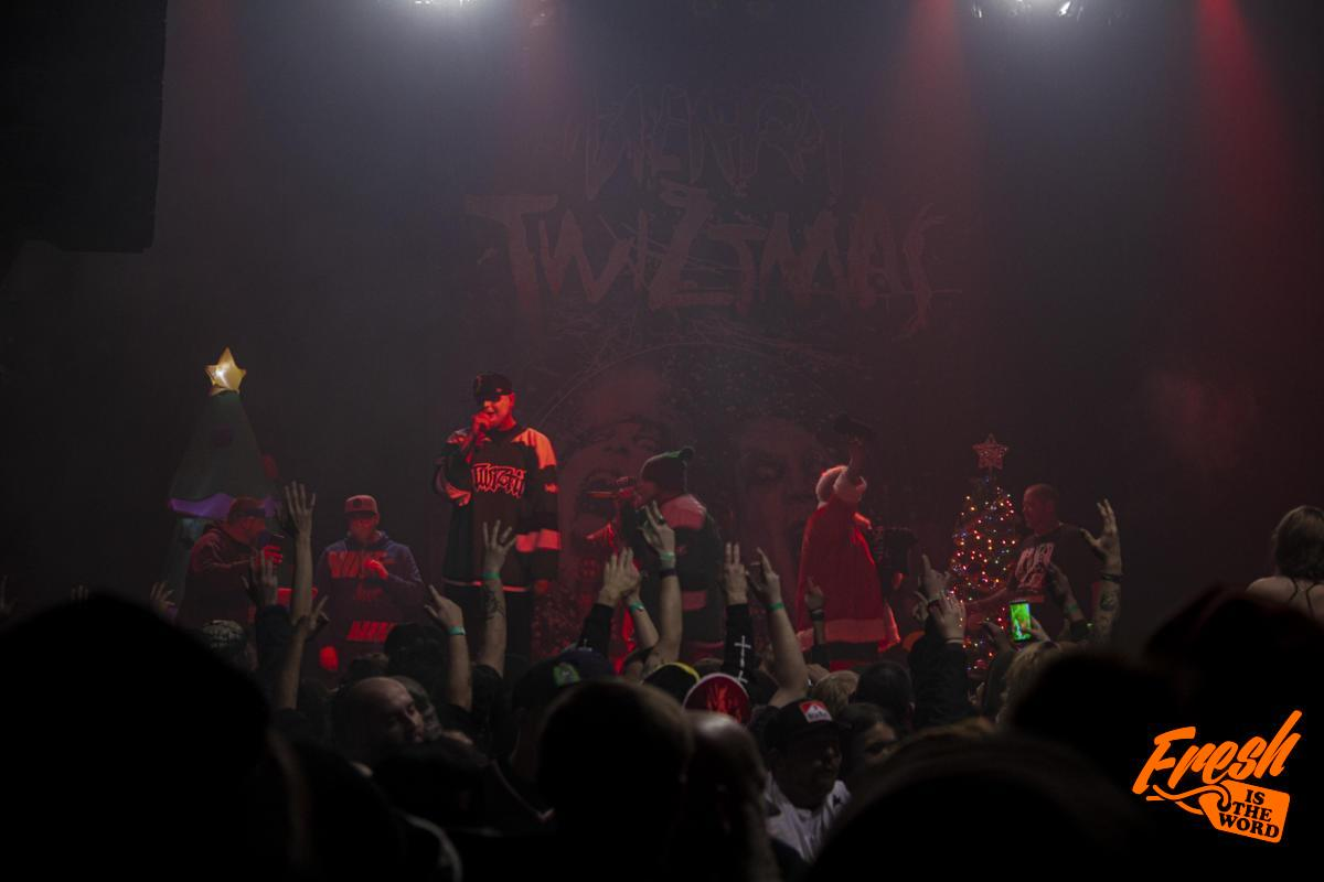 Twiztmas - December 6, 2019 - The Crofoot, Pontiac, MI